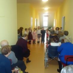 Zakład Pielęgnacyjno Opiekuńczy w Żołyni - Dzień chorego 2015