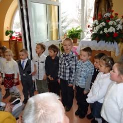 Zakład pielęgnacyjno opiekuńczy w Żołyni - dzień chorego 2013