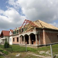 Zakład pielęgnacyjno opiekuńczy w Żołyni - rozbudowa ośrodka