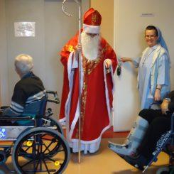 Św. Mikołaj w ZPO w Żołyni