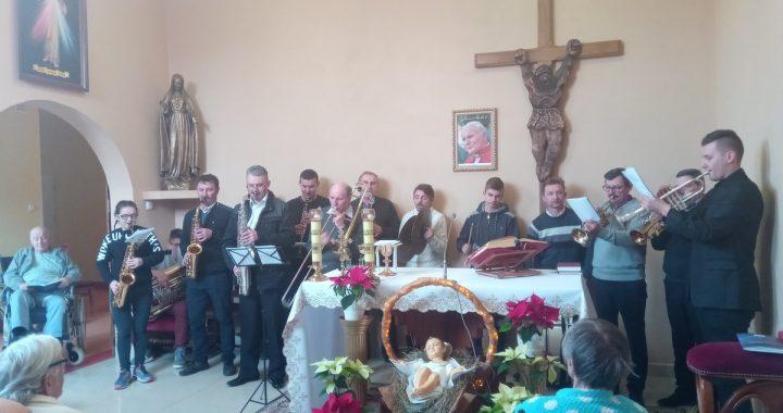 Orkiestra Dęta w ZPO w Żołyni