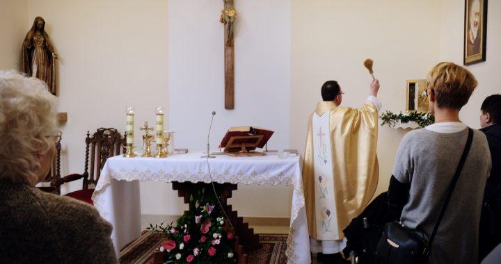 ZPO Żołynia kaplica 2019